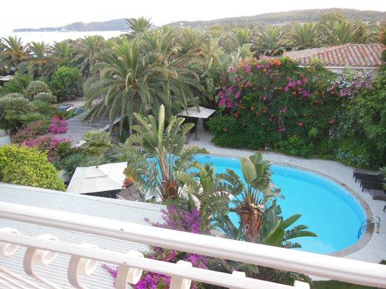 Hotel Simius Playa: Pool area