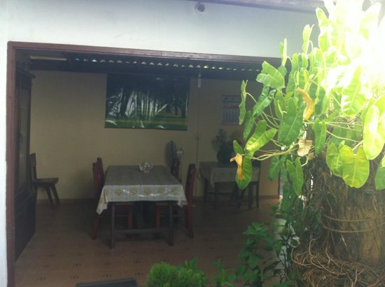 ExtremeHost Guest House: Ontbijt