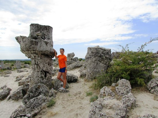 The Wonderful Rocks (Чудните скали): Камни интересной формы
