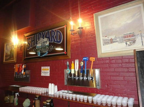 Shipyard Brewing Company: Shipyard