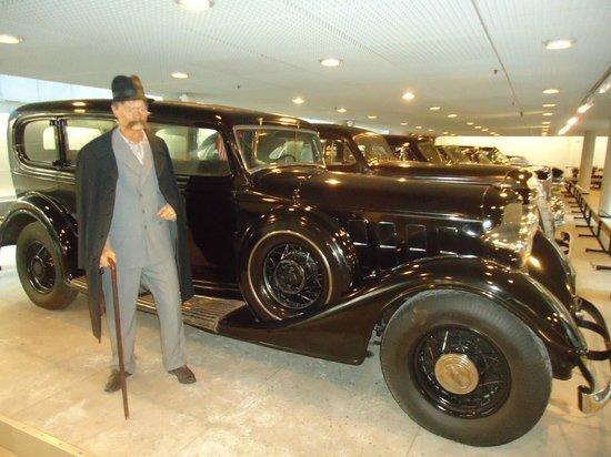 Riga Motormuseum : Рижский моторный музей