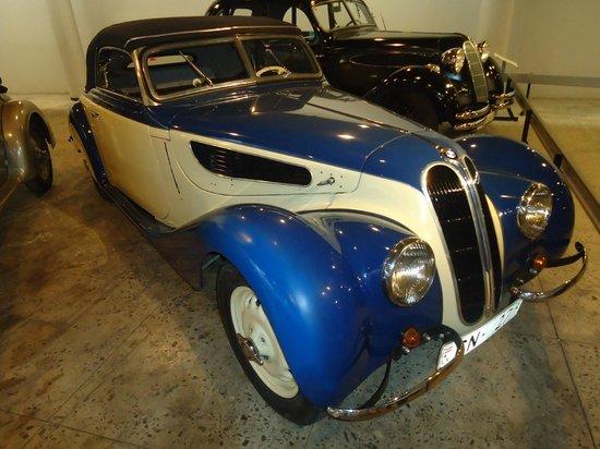 Riga Motormuseum : БМВ