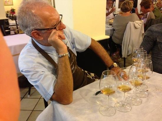 Terrae Maris : Gaetano e le sue degustazioni!!!