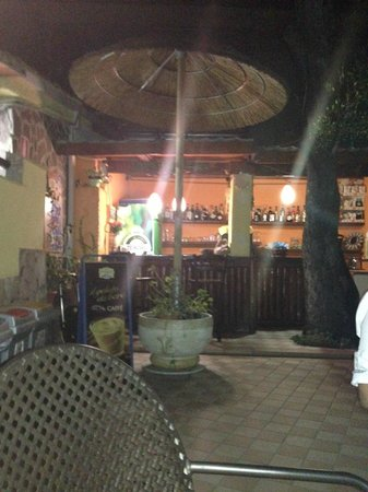 Hotel Village Tabu': bar del villaggio