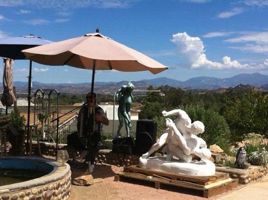 Salerno Winery: Vistas of Ramona Valley