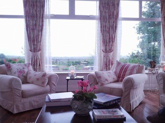 Coill Dara House B&B: The sun room