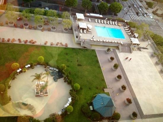 The Westin Bonaventure Hotel & Suites: piscina