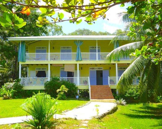 Sand Dollar Beach Bed & Breakfast: Charming Caribbean colonial style