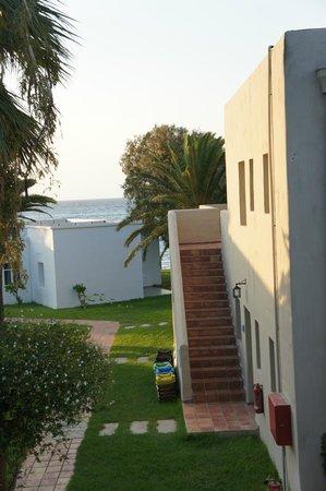 Sunprime Miramare Beach: Hotellområdet