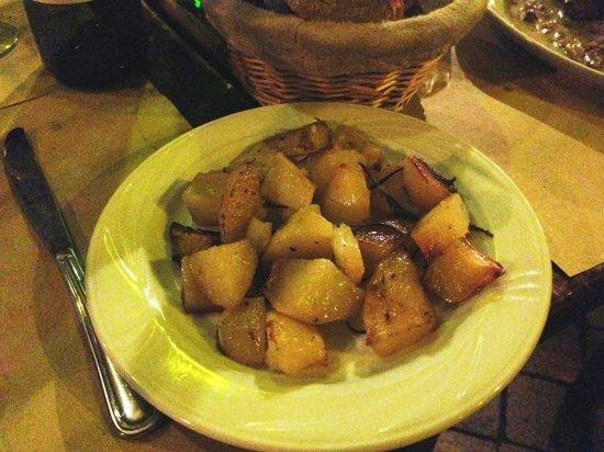 I Torquati: Patate al forno