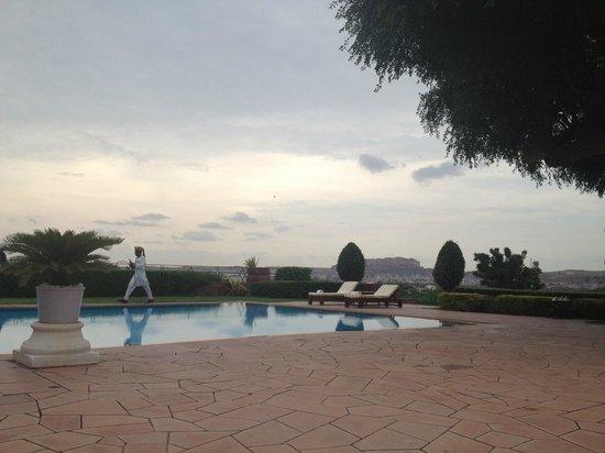 Umaid Bhawan Palace Jodhpur: Piscina