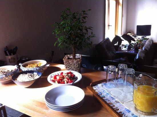 The Old Farriers: Breakfast