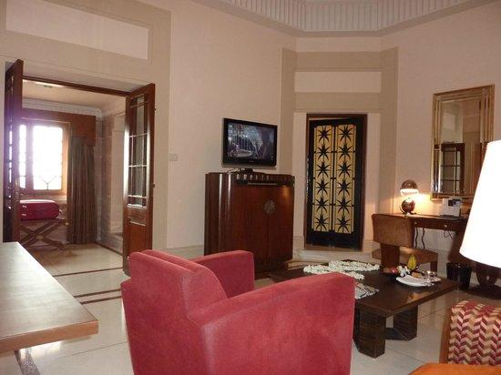 Umaid Bhawan Palace Jodhpur: Habitación