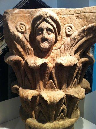 Yorkshire Museum: Deity