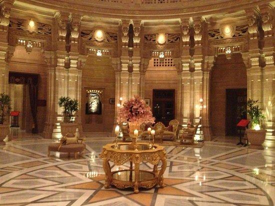 Umaid Bhawan Palace Jodhpur: Hall