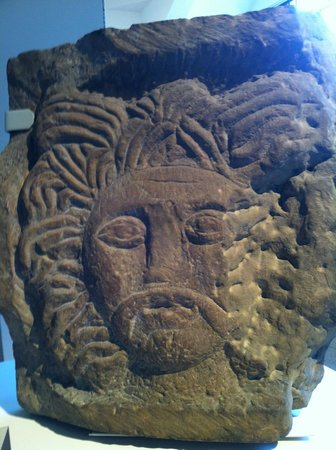Yorkshire Museum: Sol - Sun God