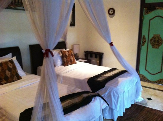 Villa Stefan : Our room