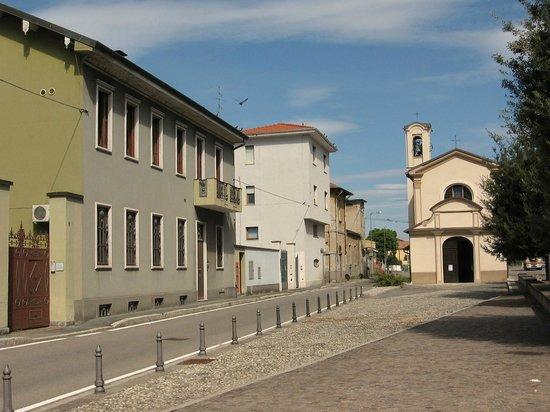 St. Gregory B&B: Piazza S. Gregorio