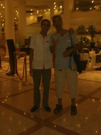 Hilton Sharm Waterfalls Resort : Restaurantnt principal