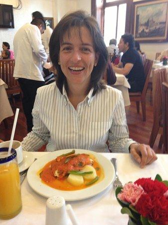El Cardenal Centro Histórico: desayuno en El Cardenal