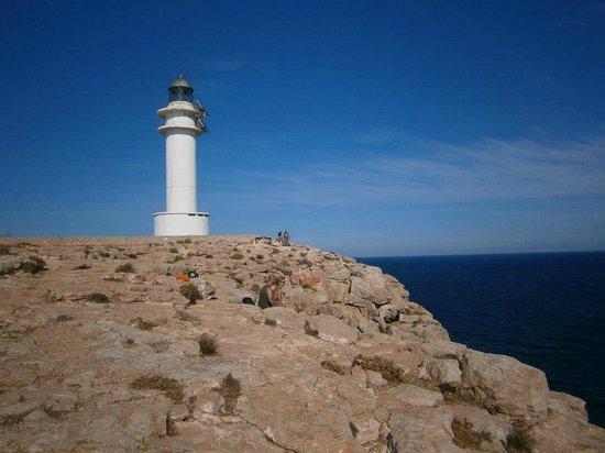 Faro de Cabo de Berbería (Far de Barbaria): Cap de Barbaria 1