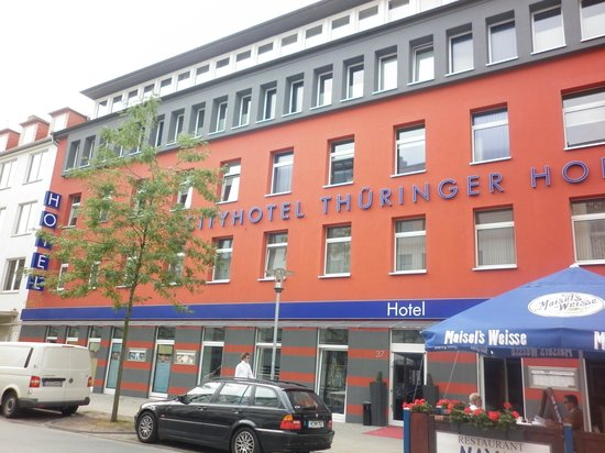 Bed'nBudget Hostel Hannover: ホステルのエントランス