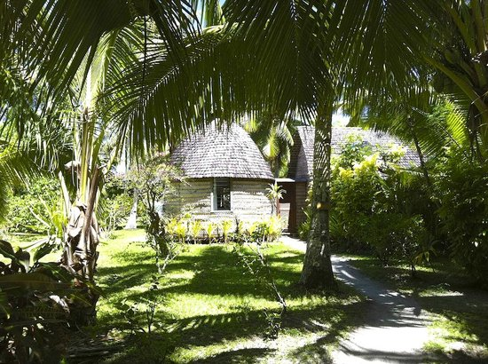 Fafa Island Resort: Bungalow on the island of Fafa