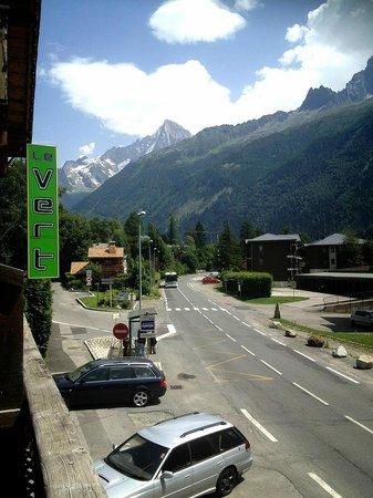 Le Vert Hotel: Lovely view