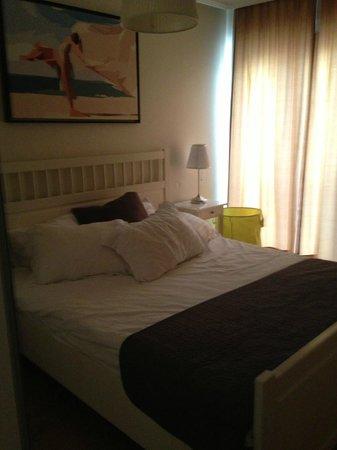 Nisantasi Flats: Bedroom