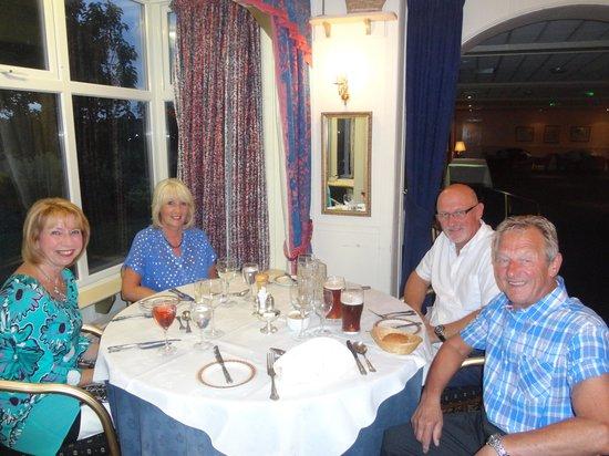 The Grange & Links: An enjoyable meal