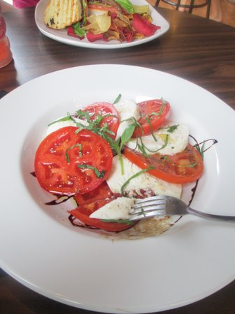 Wells Family Baking Company: My Caprese Salad