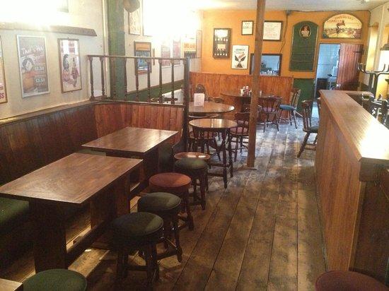 P.J Mcginty's Irish Pub