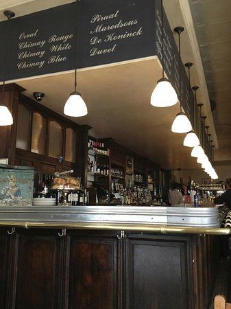 Markt: Great bistro atmosphere