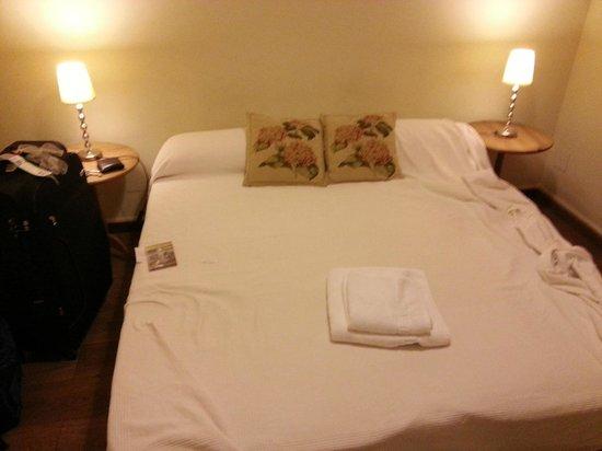 Ally's Guest House: Calvet room