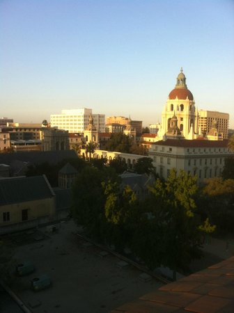 The Westin Pasadena: View from terrace
