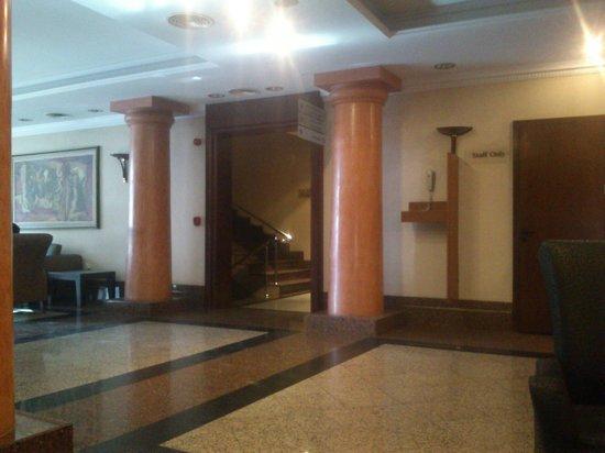 Best Western Hotel Ikibin-2000 : hall
