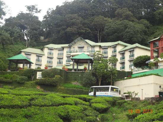 View Of Rooms In Main Building Picture Of Club Mahindra