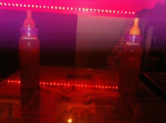 L'Urgence Bar: coktails
