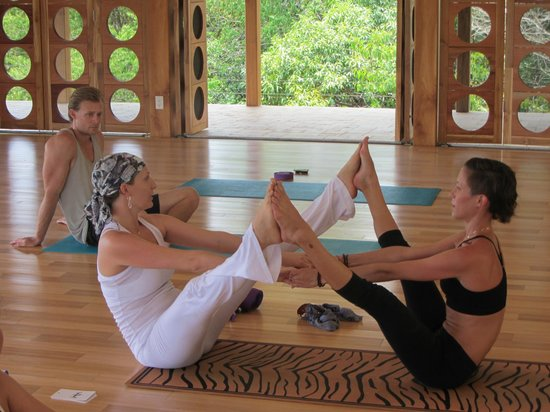 Panama Yoga Retreats: Double Boat