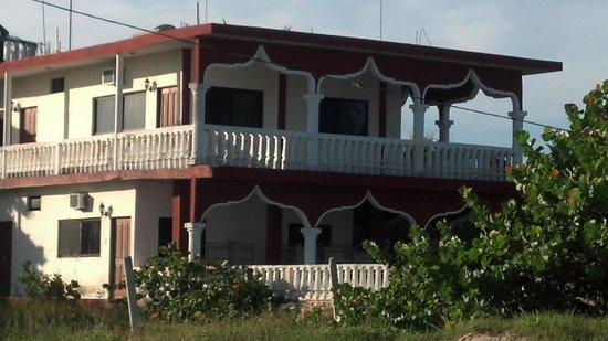 Ecohotel Flamingo Playa: hotel
