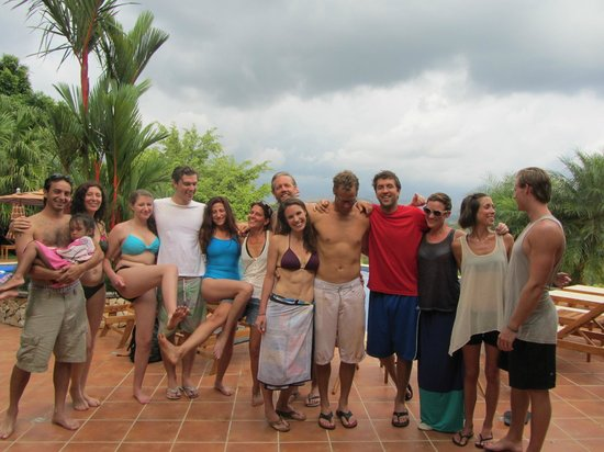 Panama Yoga Retreats: The Yoga Crew