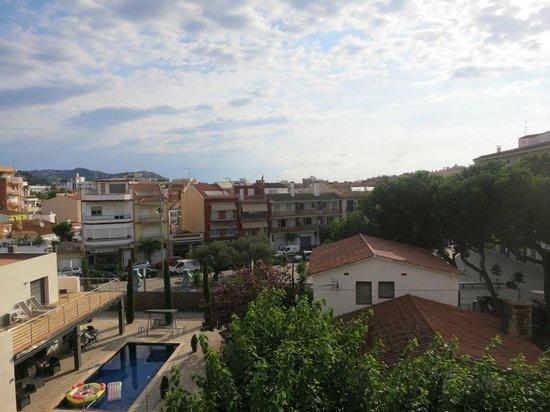 Aparthotel Nostre Mar: Выд из номера