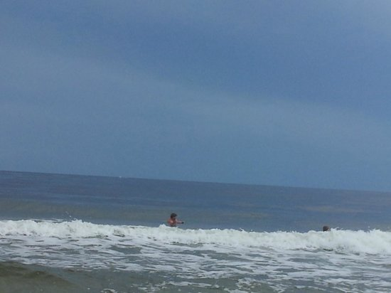 Perdido Beach Resort: ocean