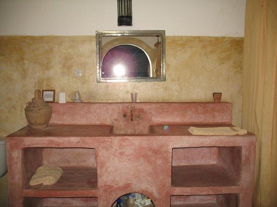 Dar Choumissa: Particola bagno