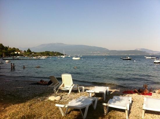 Camping Ideal Molino: Schöner Ausblick
