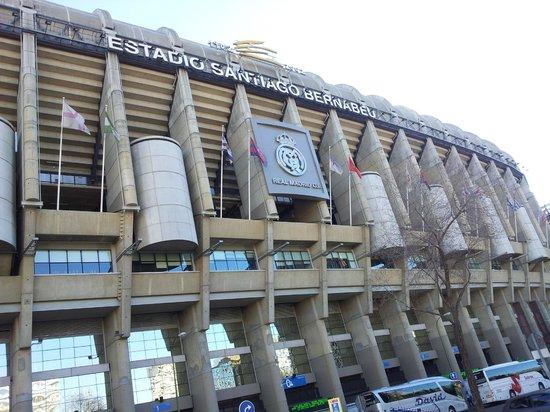 Madrid City Tours: Estádio Santiago Bernabéu