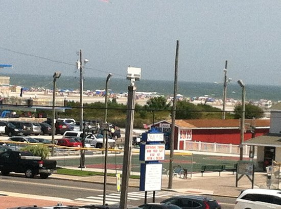 Sea Scape Inn: View from room 310