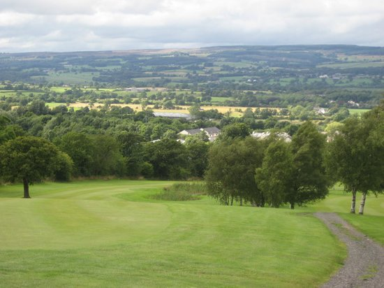 Best Western Ribble Valley Langho Mytton Fold Hotel & Golf: View from golf course