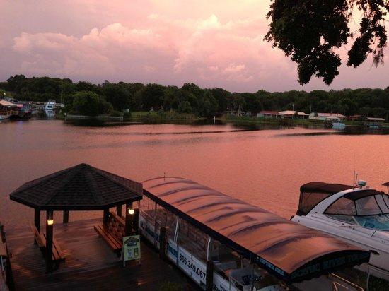 Williams Landing: Beautiful View!!!