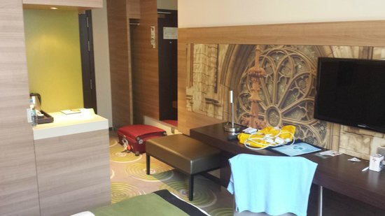 Holiday Inn Kiev: habitación standard